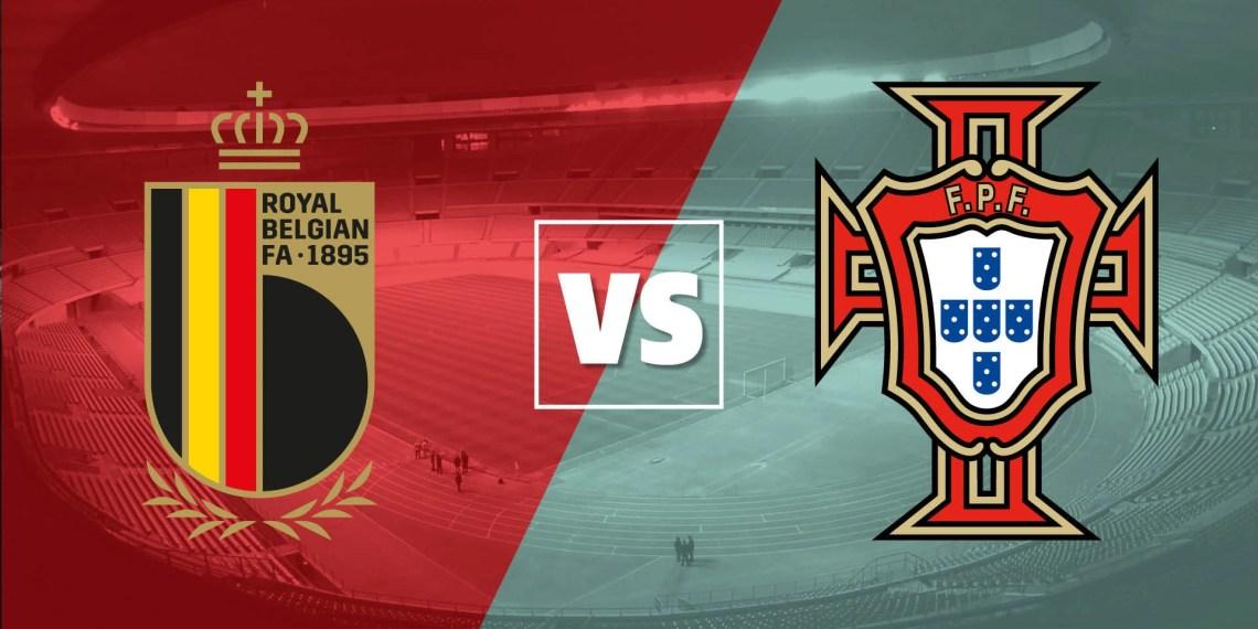 EURO 2021 Belgique vs Portugal : Regarder le match en streaming