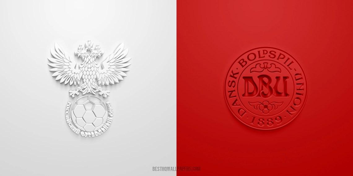 Russie-Danemark : Regarder le match en streaming