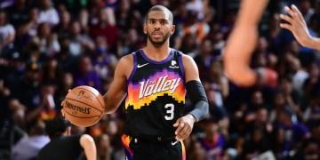 La star des Phoenix Suns, Chris Paul rentre en protocole sanitaire