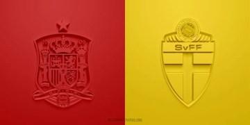 Espagne-Suède : Regarder le match en streaming