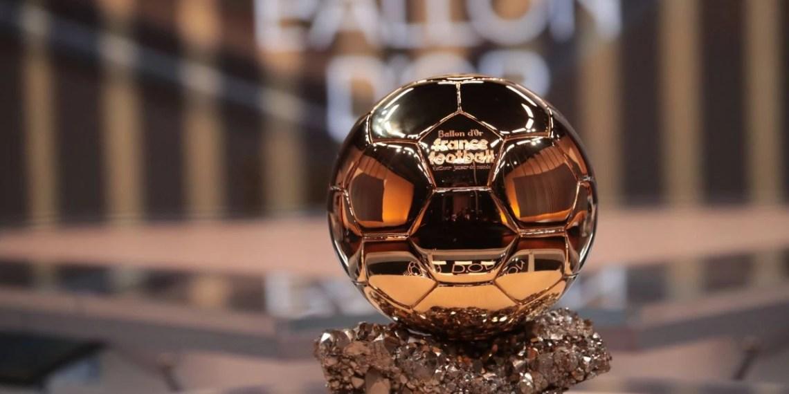 Ballon d'Or 2021 : Les trois joueurs en lice pour le Ballon d'Or