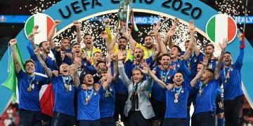 Euro 2021 : L'Italie sur le toit de l'Europe.