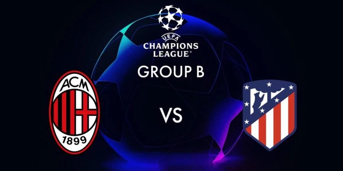Ligue des champions : Regarder AC Milan - Atletico Madrid en streaming
