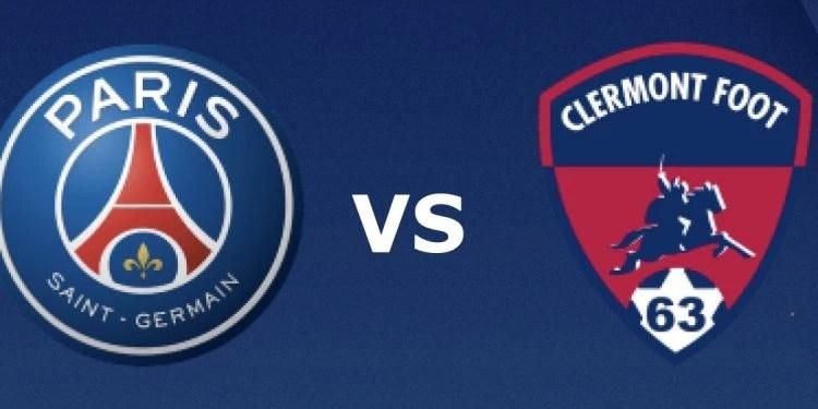 Ligue 1 - Regarder PSG vs Clermont en streaming live