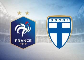 Voici comment regarder FRANCE - FINLANDE en streaming live