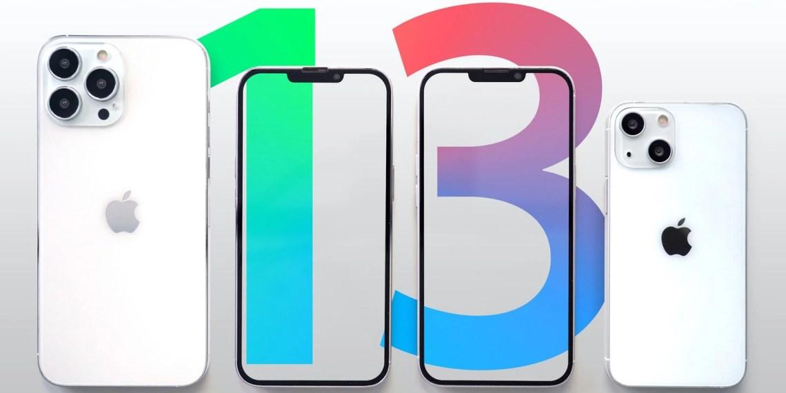 Apple dévoile l'iPhone 13, de nouveaux iPads, et plus encore