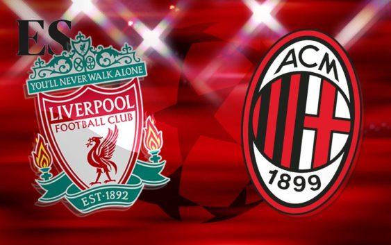 Ligue des Champions : Regarder Liverpool AC Milan en streaming