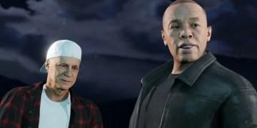"""Snoop Dogg parle de l'implication de Dr. Dre dans """"Grand Theft Auto""""."""