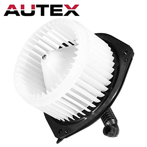 HVAC Plastic Heater Blower Motor ABS w//Fan Cage ECCPP for 2007-2008 Ford Expedition //2007-2008 Lincoln Navigator
