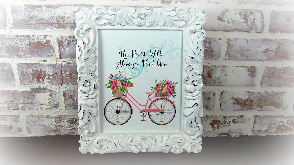 My Heart Will Always Find You Free Valentine Printable