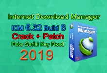 Photo of IDM 6.32 Build 6 incl Patch [32bit+64bit] Fake Serial Fixed 2019