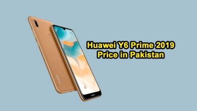 Photo of Huawei Y6 Prime 2019 Price in Pakistan