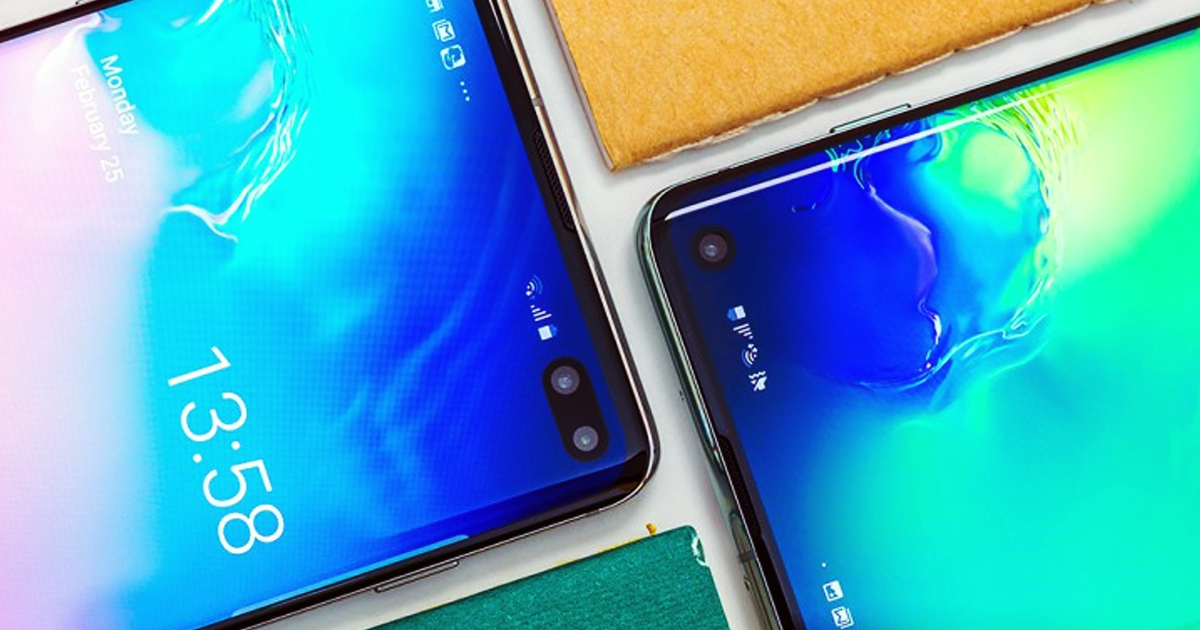 Samsung Galaxy S10 Users Reported Front Camera Using Cropped Mode In Third Party Apps