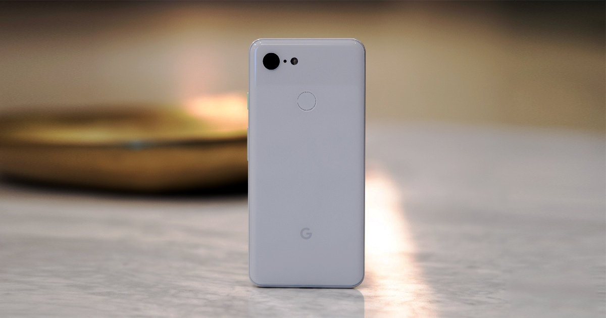 Google Cuts Pixel 3 In Half For The Birthday Of Project Fi