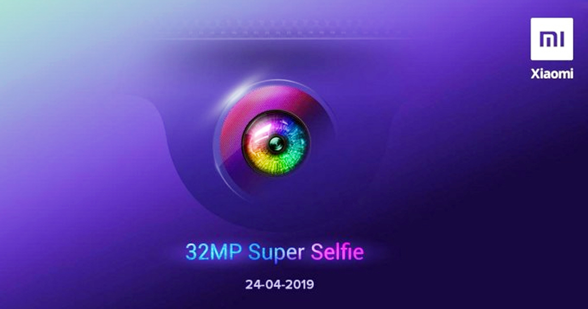 Redmi Y3 arrives with a 32 MP selfie camera on April 24