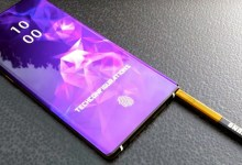 Photo of Samsung Galaxy Note 10 is available in two different sizes