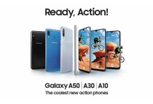 Photo of Samsung starts six smartphones from Galaxy A in Brazil