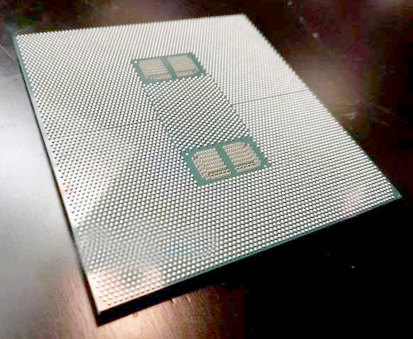 Inside Intel Xeon Platinum 9200 Processor