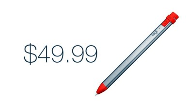 Photo of Deal Alert: Logitech Crayon Offers iPad Apple Pencil Experience