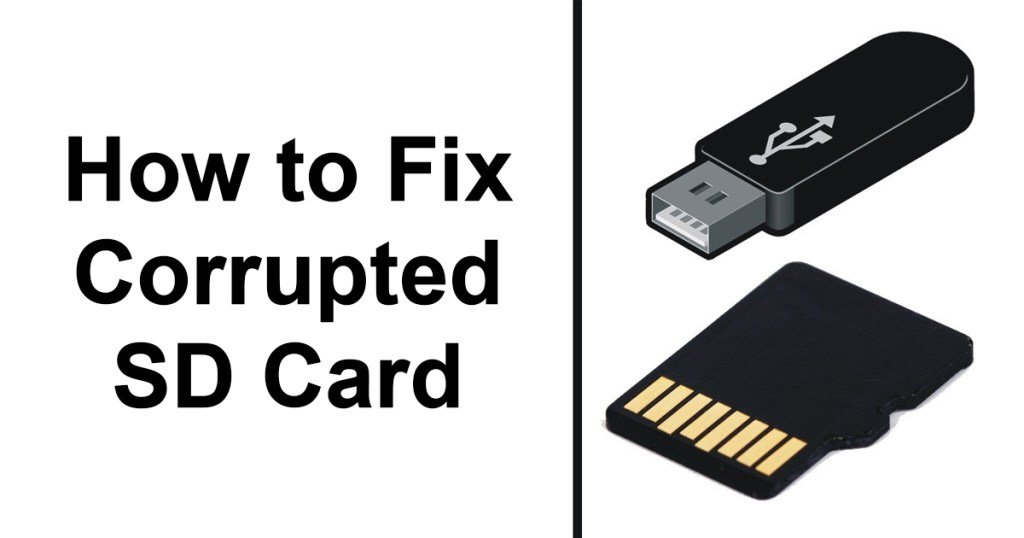 How To Fix Corrupted SD Card Google Gangs