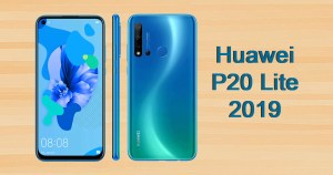 Huawei P20 Lite 2019 Leaked Full Specifications