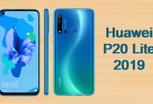 Photo of Huawei P20 Lite 2019 Leaked Full Specifications