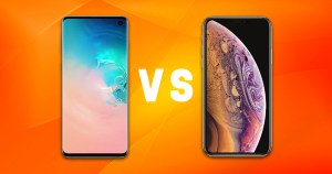 Samsung Galaxy S10 vs iPhone XS