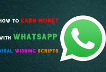Photo of How To Earn Money With Whatsapp Viral Wishing Scripts
