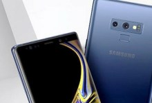 Photo of Samsung now rolls out Galaxy Note 9 night mode