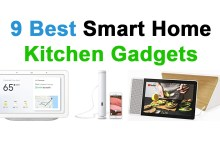Photo of 9 Best Smart Home Kitchen Gadgets 2019
