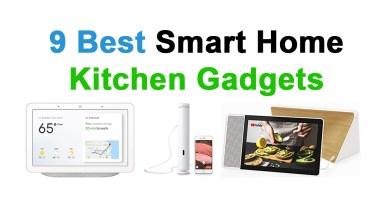 9 Best Smart Home Kitchen Gadgets 2019