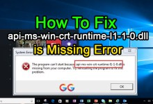 Photo of How to fix error api-ms-win-crt-runtime-l1-1-0.dll