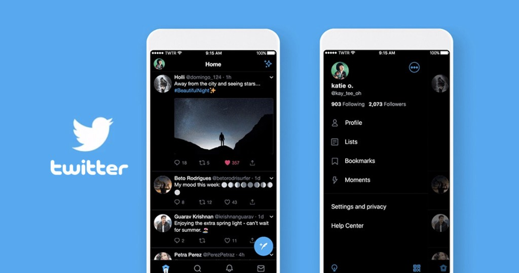 Twitter Will Launch Its Android Lights Out Mode Soon