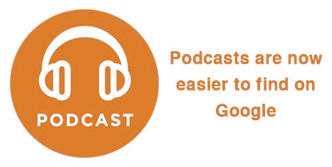 Podcasts are now easier to find on Google