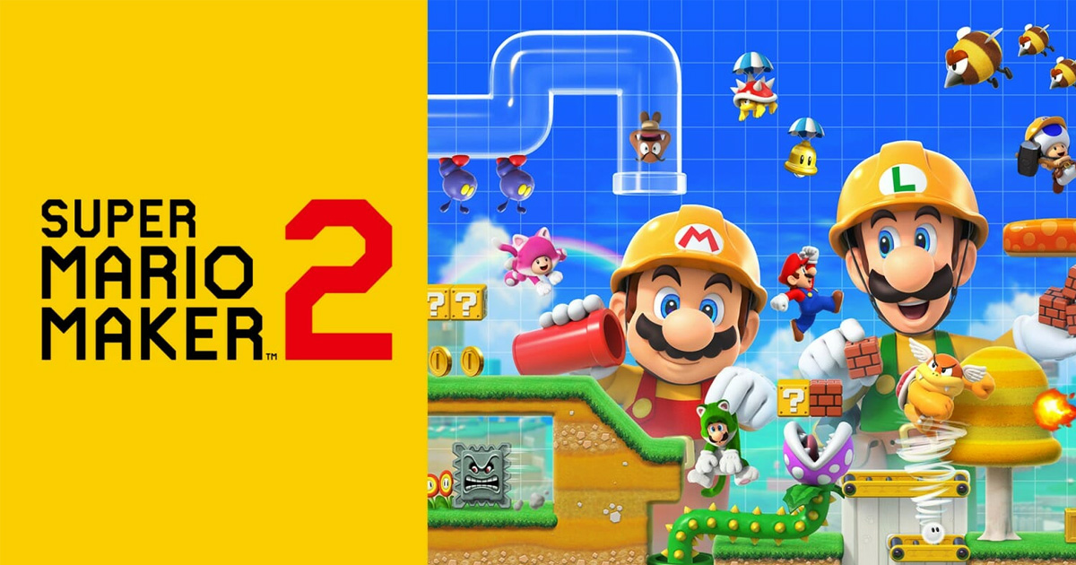 Super Mario Maker 2 Sales Off To An Exciting Beginning