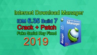 IDM 6.35 Build 7 incl Patch [32bit+64bit] Fake Serial Fixed