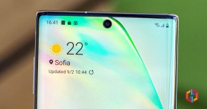 Samsung Mobile with under-display camera coming next year
