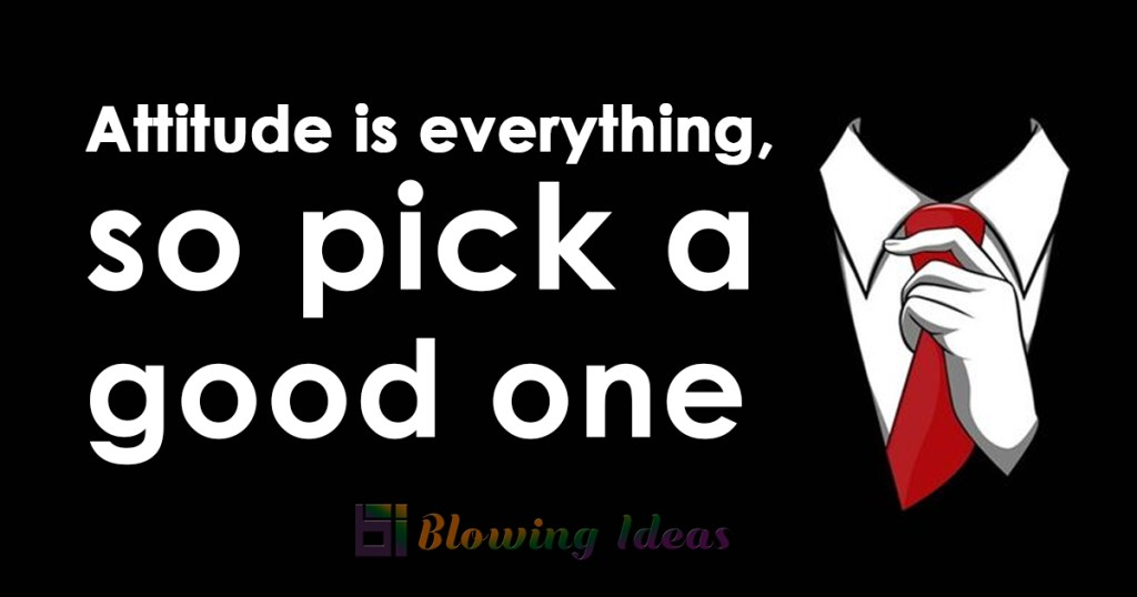 15 Best Attitude Quotes Blowing Ideas