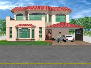 Best 1 Kanal House Design Ideas 113