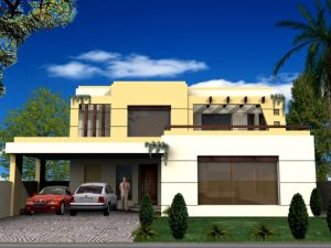 Best 1 Kanal House Design Ideas 2