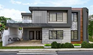 Best 1 Kanal House Design Ideas 57