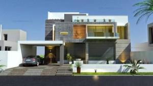 Best 1 Kanal House Design Ideas 72