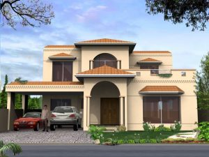 Best 1 Kanal House Design Ideas 8