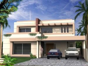 Best 1 Kanal House Design Ideas 86