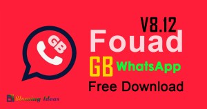 GBWhatsApp Fouad Mods V8.12 Apk Free Download