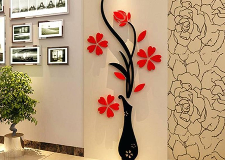 Unique and Beautiful style wall decoration