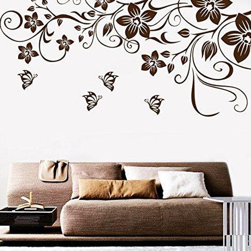 3D Wall Sticker Art For Bedroom