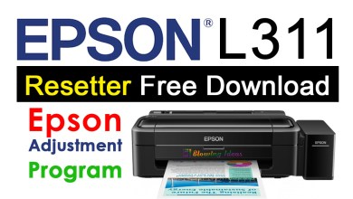 Photo of Epson L311 Resetter Adjustment Program Free Download
