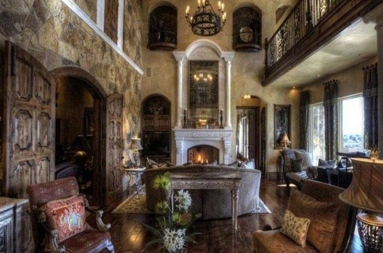 Inspiring Gothic Interiors