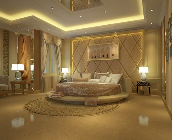 Luxurious Ceiling Designs For Bedroom